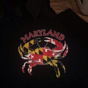 Maryland sweatshirt barely worn